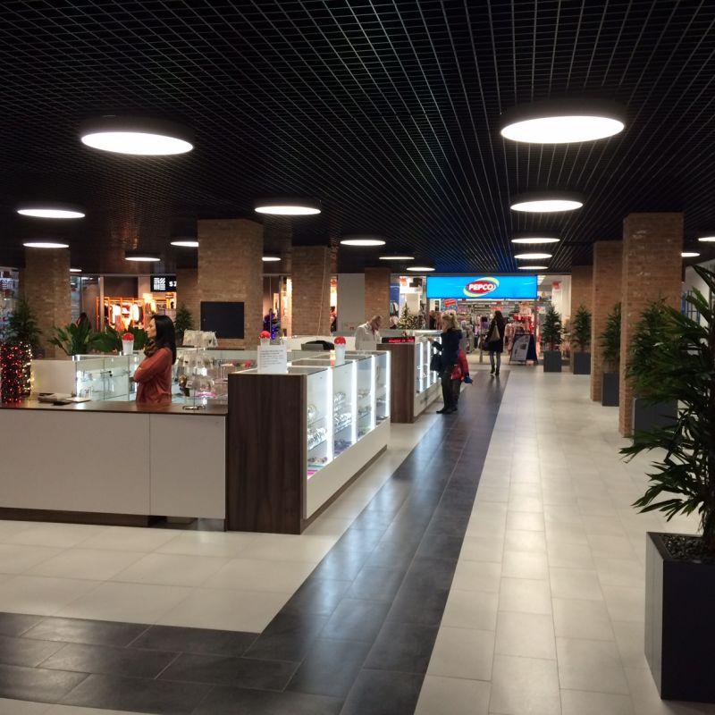 1dab30cd Centrum handlowe w Żyrardowie po remodelingu   WGN