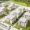 Nowe osiedle z widokiem na Tatry