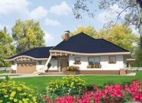 Domy jednorodzinne powyżej 160 m2