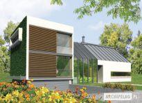 Domy jednorodzinne 120 - 160 m2
