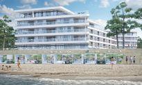 Dune – apartamenty przy samej plaży w Mielnie już w budowie