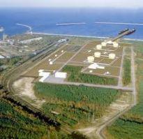 W Świnoujściu powstaje terminal gazowy