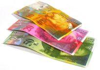 Bank Szwajcarii wreszcie broni franka