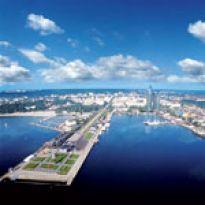Sea Towers - najwyższy budynek  mieszkalny w Polsce ukończony