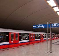 Siemens zaopatrzy warszawskie metro w wagony