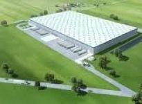 Nowy kompleks magazynowy Panattoni koło Legnicy
