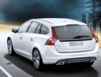 Hybrydowe Volvo w sprzedaży w 2012 roku