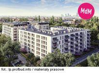 Mieszkanie w MdM w Warszawie - Osiedle Praha
