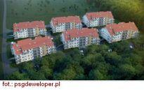 """Kompleks mieszkaniowy """"Bukowa Osiedle"""" w Trzebnicy"""