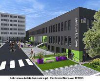 Nowy najemca w Centrum biurowym w Katowicach