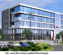 Nowe powierzchnie biurowe w Krakowie już dostępne