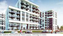 Mieszkania w Krakowie dostępne w MdM