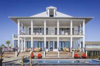 Nadmorski luksus czyli domy w stylu Hamptons