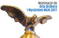 Nominacje do Orła Brokera i Wyróżnień WGN 2017