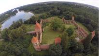 Na licytacji komorniczej możesz kupić zamek w Szymbarku