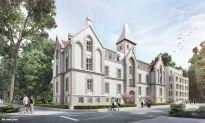 XIX-wieczny pałacyk w centrum Wrocławia odzyska dawny blask