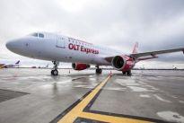 OLT Express lata airbusami