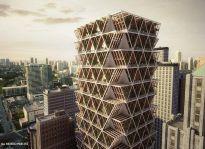 Wieżowiec na miarę XXI wieku