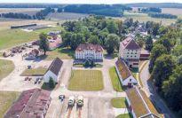 WGN wyłącznym agentem sprzedaży pałacu wraz z kompleksem gruntów rolnych (478,50 ha) pod Koszalinem.