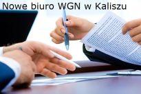Nowy oddział WGN! Powstaje kolejne biuro w Kaliszu