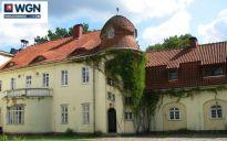 WGN sprzedaje zespół pałacowo-parkowy z XIX wieku