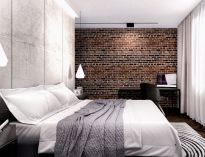 Mieszkanie w stylu loft