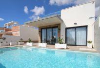 HISZPANIA – nowe wille z basenem na sprzedaż, Wybrzeże COSTA BLANCA, Mar Menor