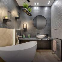 Mała łazienka – wielki efekt na niewielkim metrażu