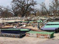 Zniszczone nieruchomości przez Sandy