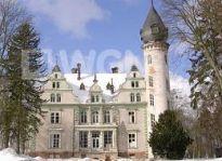 XIX Pałac w okolicach Piły za 3,9 mln PLN