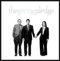 The Giving Pledge  - kolejni członkowie fundacji miliarderów