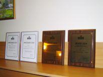 Brokery i wyróżnienia za rok 2004