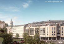 Luksusowe apartamenty w Angel Wawel niemal wyprzedane