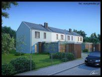 Energooszczędne domy szeregowe w ramach MDM