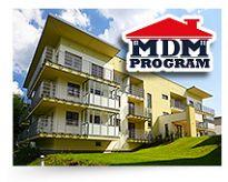 Zielona Dolina - mieszkania z dopłatą MDM