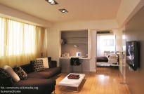 Apartamenty i mieszkania w minimalistycznym stylu