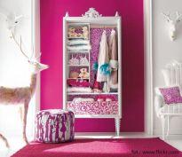 Mieszkania z różowym akcentem - hit czy kit?