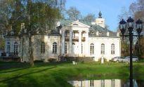 WGN sprzedaje neoklasycystyczny pałac z 1840 roku za 4,15 mln PLN