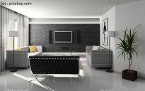 Salon i sypialnia w jednym pokoju - jak połączyć funkcjonalność z estetyką