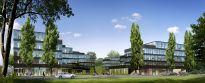 Biurowce Neopark w Warszawie z pozwoleniem na budowę