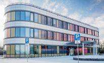 Nowy biurowiec Volvo we Wrocławiu