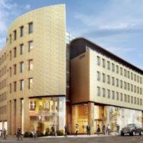 Jest pozwolenie na przebudowę biurowca Ethos w Warszawie