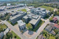 Kupują biurowiec Enterprise Park w Krakowie