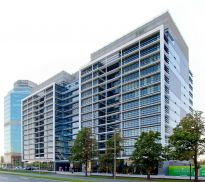 Biurowiec Delta z Eurocentrum ma wiechę