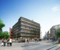 Biurowiec Nowy Alexanderhaus – rusza inwestycja
