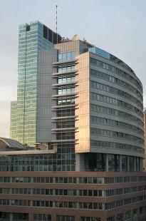 Biurowiec Warsaw Towers ma certyfikat BREEAM