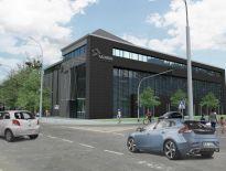 Wrocław: Tauron buduje nowy biurowiec