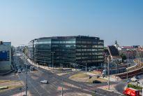 Kompleks biurowy na placu Dominikańskim we Wrocławiu gotowy