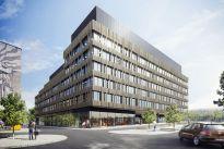 Skanska buduje nowy biurowiec w Łodzi