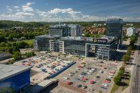 Centrum usług ThyssenKrupp w biurowcu Olivia Six